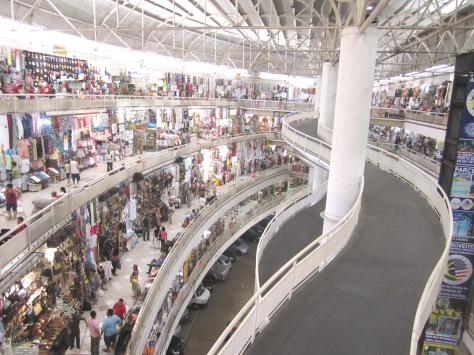 The Central Market in Fortaleza hosts more than 550 small merchants