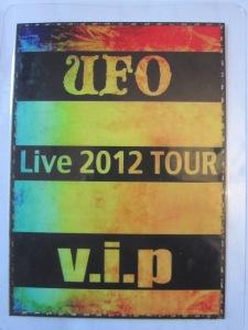 UFO VIP pass