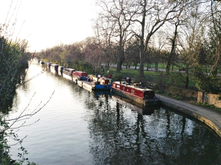 16 Victoria canal