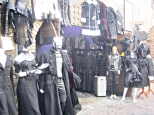 Gothic fashion @ Stables Market