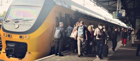Netherlands train